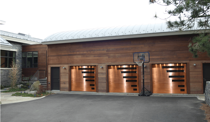 Garage Door Modern Design